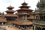 Katmandú, Valle de los Dioses