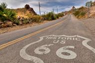 Ruta 66, 2.500 millas de libertad