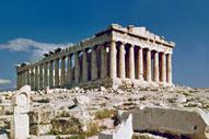 Atenas, cuna de la civilización