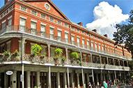 Nueva Orleans: Ritmo, frescura y buenas vibraciones