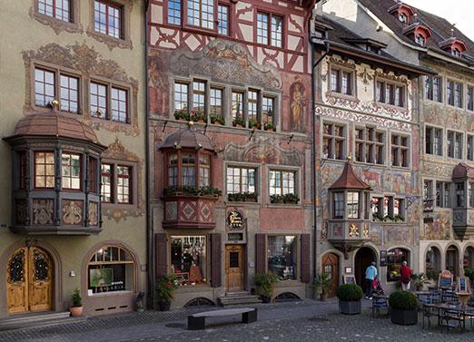 Alemania, Austria, Suiza