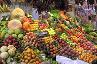 Visita a 8 mercados de abastos Españoles
