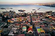 Valparaiso, la ciudad de los mil colores