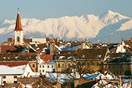 Sibiu, una gran ciudad por descubrir en Transilvania