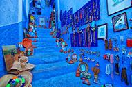 Chefchaouen, la ciudad azul marroquí
