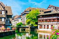 Estrasburgo, paseando por la pequeña Francia