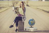 Libros de viajes para el Día del Libro