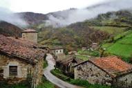 Pueblos bonitos de montaña en Asturias