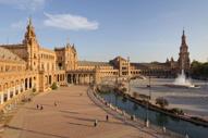Plazas que hay que visitar en España