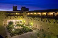 5 Paradores en el sur de España donde relajarse