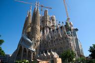La Sagrada Familia, la gran obra de Antonio Gaudí