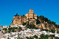 Pueblos para visitar en Granada y que no están en La Alpujarra