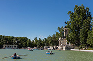 El Parque del Retiro de Madrid, un imprescindible de la capital