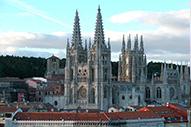 Catedral de Burgos, un impresionante monumento de 800 años