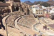 Cartagena, una ciudad del Mediterráneo que hay que descubrir