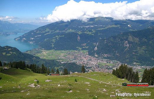 Suiza: Interlaken